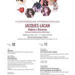 II Conferencias Internacionales Jaques Lacan