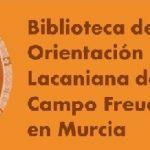 Actividades de Biblioteca y Seminario Campo Freudiano de Murcia 2017/18