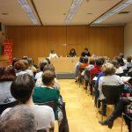 """Texto de la presentación del libro de Araceli Fuentes en Murcia """"El misterio del cuerpo hablante"""""""