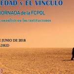 1ª Jornada de la FCPOL (Fundación para la Clínica de Orientación Lacaniana)